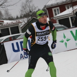 Skiing 90 km - Anders Storhaug Heen (2591)