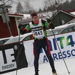Skiing 90 km - Anders Stenberg (3843)