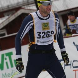 Skiing 90 km - Eivind Lande (3269)