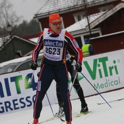 Skiing 90 km - Bjarne Lie (2623)