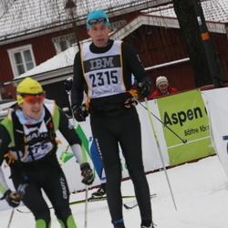 Skiing 90 km - Antti Kämi (2315)