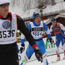 Skiing 90 km - Alessandro Rigoni (4554), Thomas Ottosson (30094)