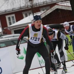 Skiing 90 km - Jan Willman (3721)