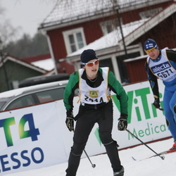 Skiing 90 km - Jari Niemelä (5671)