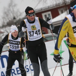 Skiing 90 km - Einar Skancke (3749)