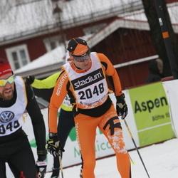 Skiing 90 km - Janko Zeleznikar (2048)