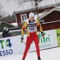 Skiing 90 km - Björn Svernhage (3301)
