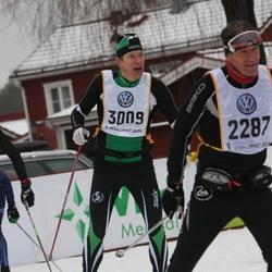 Skiing 90 km - Jan-Erik Larsen (3009)