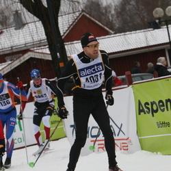 Skiing 90 km - Andreas Berthagen (4001)