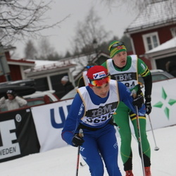 Skiing 90 km - Erik Smedhs (3656), Eirik Marthinsen (3684)