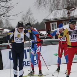 Skiing 90 km - Björn Waara (3758)
