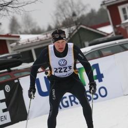 Skiing 90 km - Jan-Erik Töyrä (2223)