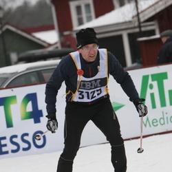 Skiing 90 km - Fredrik Petersson (3125)