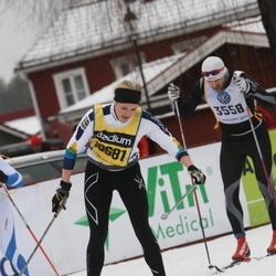 Skiing 90 km - Henrik Jonsson (3558)