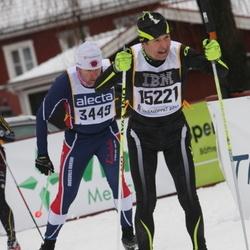 Suusatamine 90 km - Erik Andersson (3449), Anatoliy Ivanov (15221)