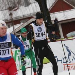 Skiing 90 km - Henrik Jansson (3044)