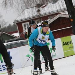 Skiing 90 km - Axel Mårtensson (11446)