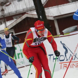 Skiing 90 km - Anders Näslund (3191)