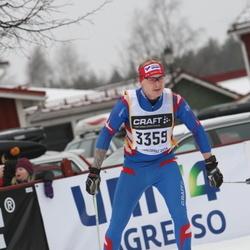 Skiing 90 km - Andreas Bjurman (3359)