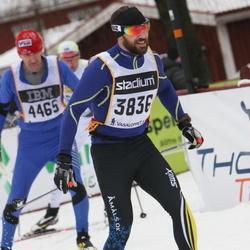 Skiing 90 km - Christian Sörqvist (3836)