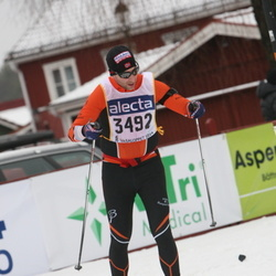 Skiing 90 km - Eivind Olsen (3492)