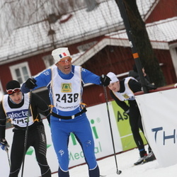 Skiing 90 km - Jean Gadiolet (2438)