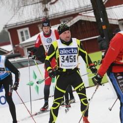 Skiing 90 km - Jari Sjöström (3458)