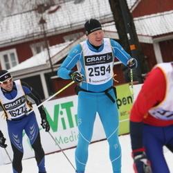 Skiing 90 km - Christer Jonsson (2594), Christian Egger (16272)