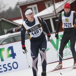 Skiing 90 km - Björn Haglund (4482)
