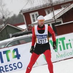 Skiing 90 km - Alexander Kanzian (6917)
