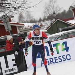 Skiing 90 km - Björn Lindberg (3159)