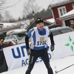 Skiing 90 km - Aaron Scott (3736)