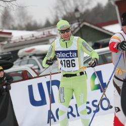 Skiing 90 km - Henrik Johansson (4186)