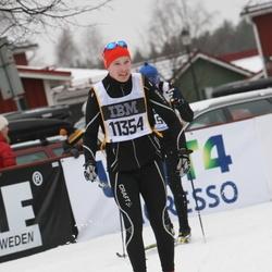 Skiing 90 km - Henrik Fors (11354)