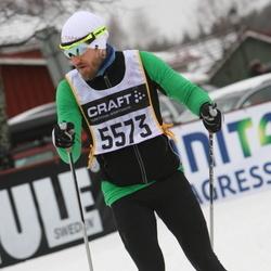 Skiing 90 km - Christian Johansson (5573)