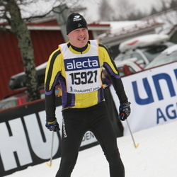 Skiing 90 km - Björn Rosenqvist (15921)