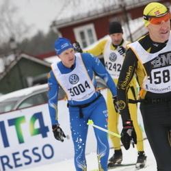 Skiing 90 km - Christian Anderberger (3004)