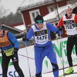 Skiing 90 km - Egil Solstad (4476)
