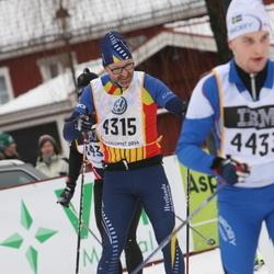Skiing 90 km - David Strandh (4315)