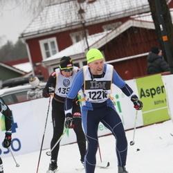 Skiing 90 km - Henrik Wessman (12218)