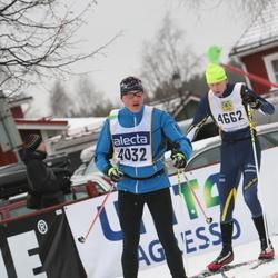 Skiing 90 km - Antti Piippo (4032)