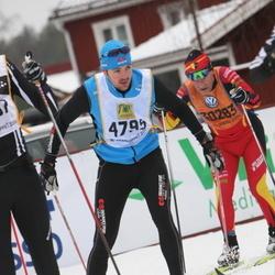 Skiing 90 km - Erkki Saksman (30283)