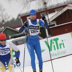 Skiing 90 km - Henrik Sandberg (13632)
