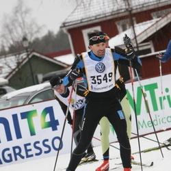 Skiing 90 km - Jari Laitamäki (3549)
