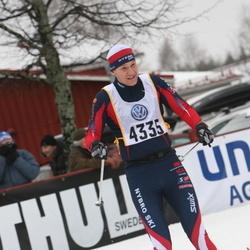 Skiing 90 km - Henrik Andersson (4335)