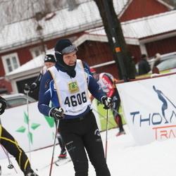 Skiing 90 km - Christer P Hördell (4606)