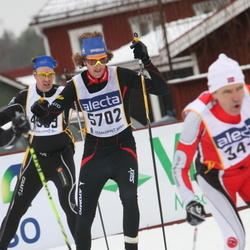 Skiing 90 km - Adrian Imhof (5702)
