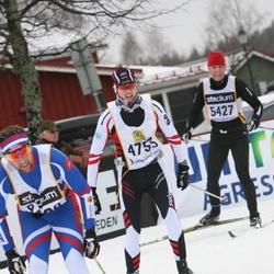 Skiing 90 km - Thomas Bergstrøm (4753), Alexander Svensson (5427)