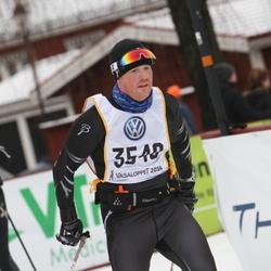 Skiing 90 km - Christer Obbarius (3540)