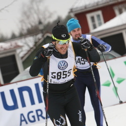 Skiing 90 km - Henrik Littorin (5855)